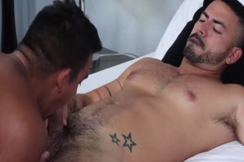 Our Sex Is Very admirable - Cesar Rossi & Jay Seabrook