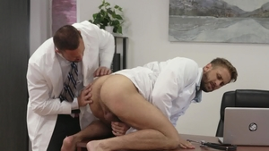 IconMale.com - American Wesley Woods butt fuck