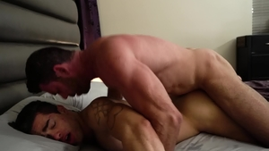 Icon Male - Gay Lucas Leon impressed by nice big dick guy