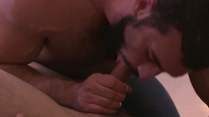 IconMale - Muscled mature Rodney Steele reality blowjob cum HD