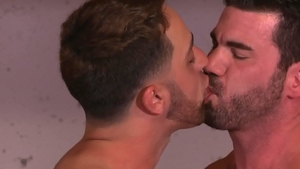 IconMale - DILF Billy Santoro receives rough nailing HD