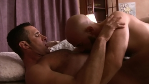 IconMale - DILF Damon Andros plus Nick Capra reality butt fuck