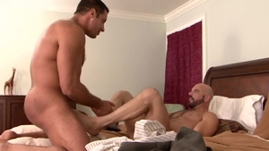 IconMale - Adam Russo is so hairy mature