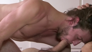 IconMale - Gay Duncan Black caught anal in HD