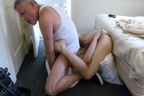 Daddy Likes It When that man Let Me Stick All His dick In