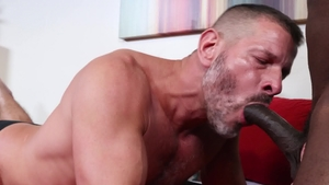 ExtraBigDicks - Clay Towers jerking Aaron Trainer big cock