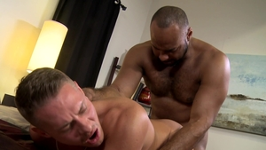 MenOver30.com - Aston Springs with Ray Diesel condom rimming