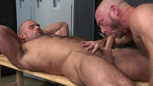 Men Over 30: Killian Knox plus muscle Jaxx Thanatos anal sex