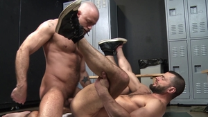 MenOver30.com: Jake Morgan 2 with piercing Jessie Colter
