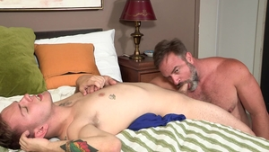 DylanLucas - Blond haired Kristofer Weston rimming sex tape