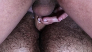 BearBack.com: Rikk York next to Riley Mitchel masturbation