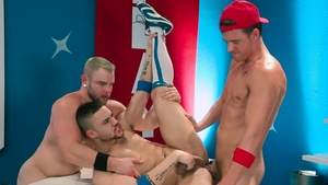 HotHouse - Tasty Nick Sterling has a thing for nailed rough