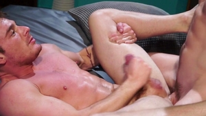 FalconStudios - Brent Corrigan with Jack Hunter in a truck