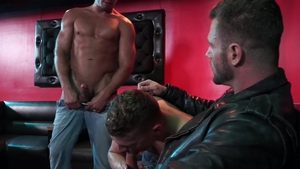 Falcon Studios: Spit sex tape along with hot raw Ace Era