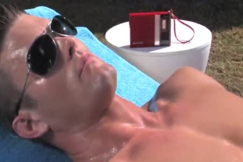lusty plow By The Pool