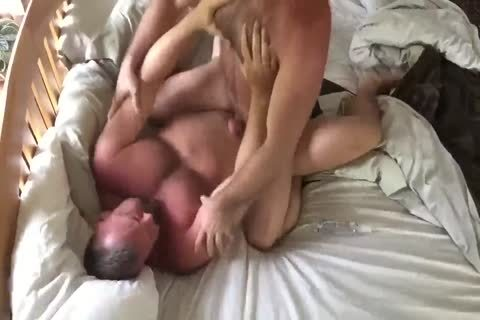 Two Daddy fuck With Poppers