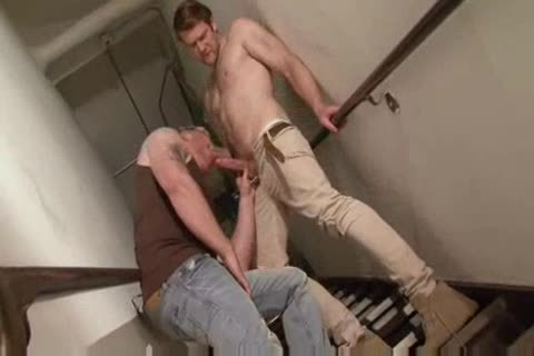 Colby Keller and Brandon bangs